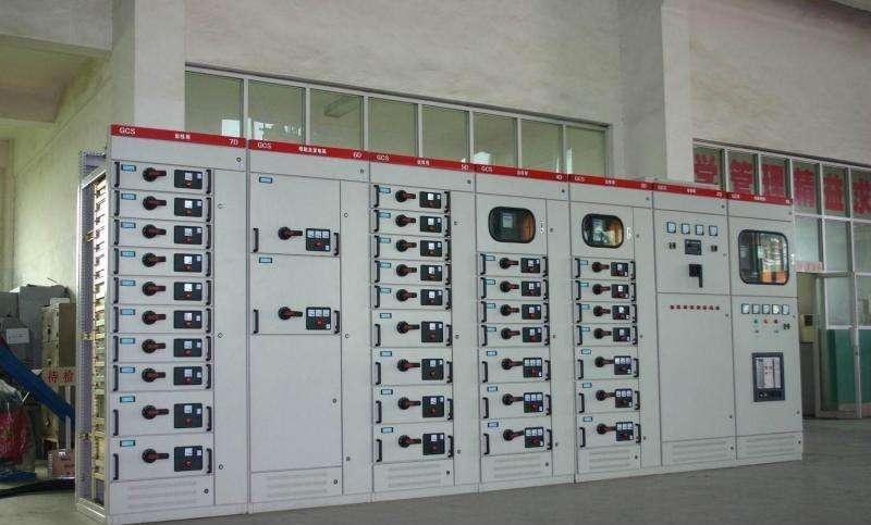 江津珞璜工业园区高低压配电柜安装工程案例