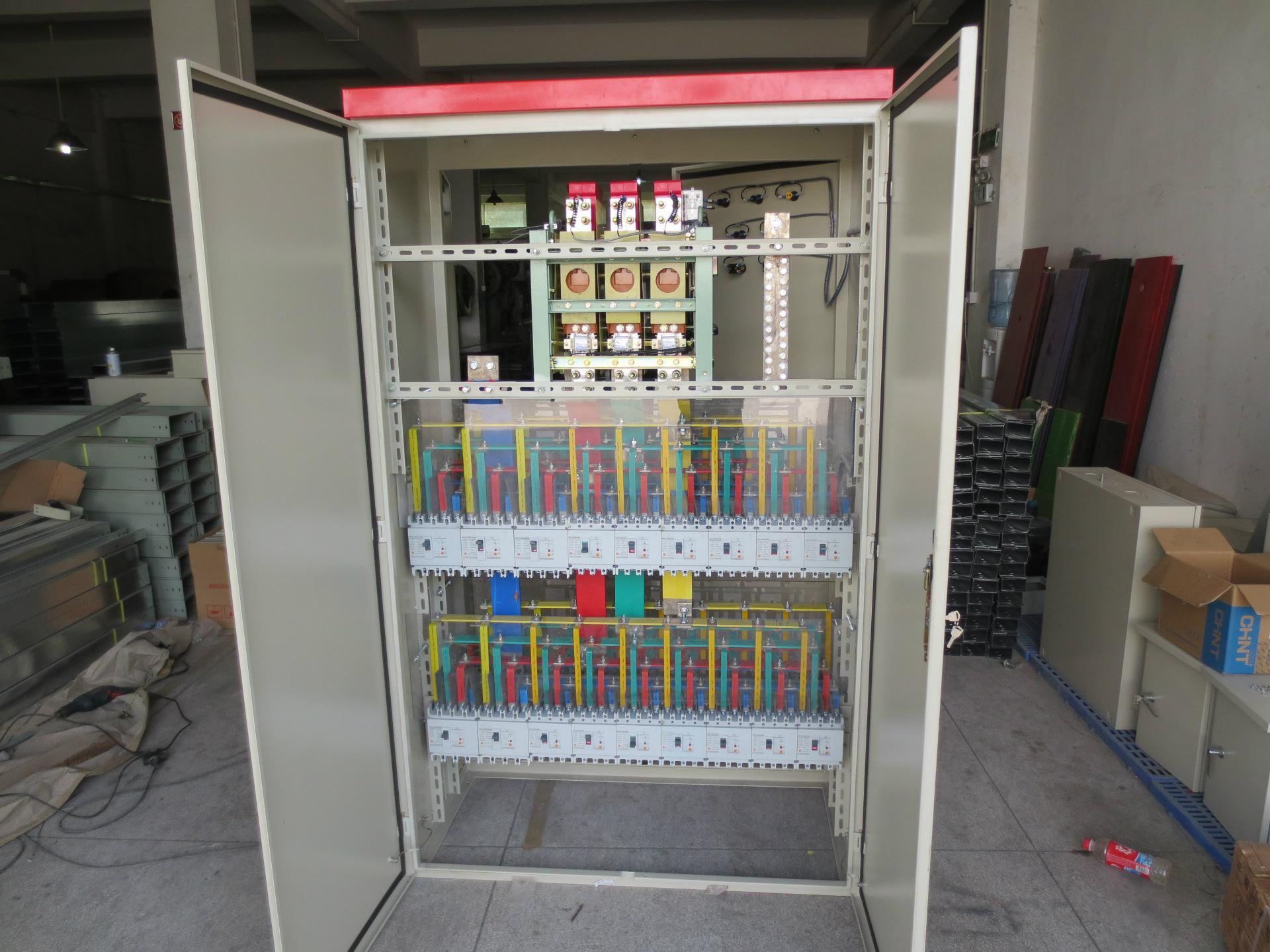 GGD低压配电柜安装